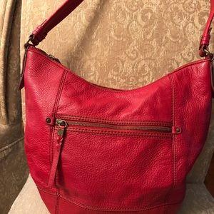 THE SAK Handbag. Red. Excellent Condition. Clean